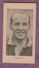 Manchester United Jimmy Delaney Scotland (PV)
